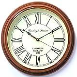 Artshai 16 inch antique look wall Clock,...