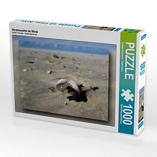 Herzmuschel im Wind 1000 Teile Puzzle quer Preisvergleich
