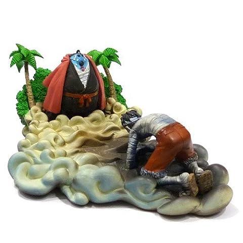 One piece log box Marin Ford Hen sequel Luffy &