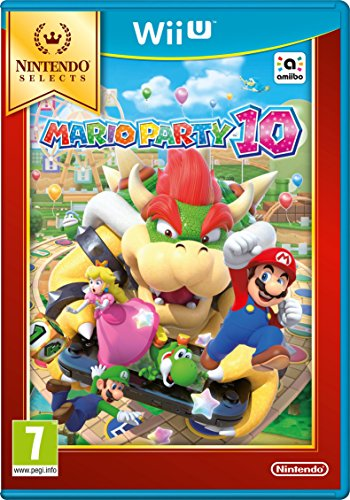 Mario Party 10 - Nintendo Selects [Importación Francesa]