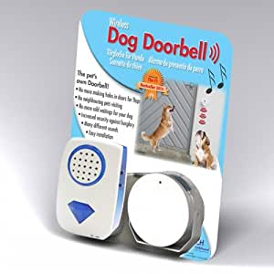 innovadvance Sonnette pour chien