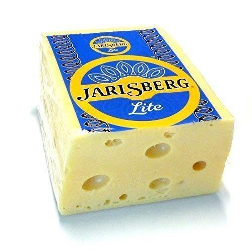 Jarlsberg lite fettarmer Käse 500g 30 Prozent F i Tr 16 Prozent Fett absolut Norwegischer Schnittkäse