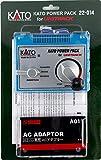 Kato-Unitrack 22-014 - Spur N KATO PowerPack für Fahrregler (Trafo) mit Steckernetzgerät