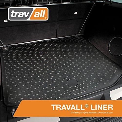 Travall Liner Kofferraumwanne TBM1147 - Maßgeschneiderte Gepäckraumeinlage mit Anti-Rutsch-Beschichtung