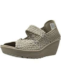 Skechers Cuñas Taupe Parallel 38522