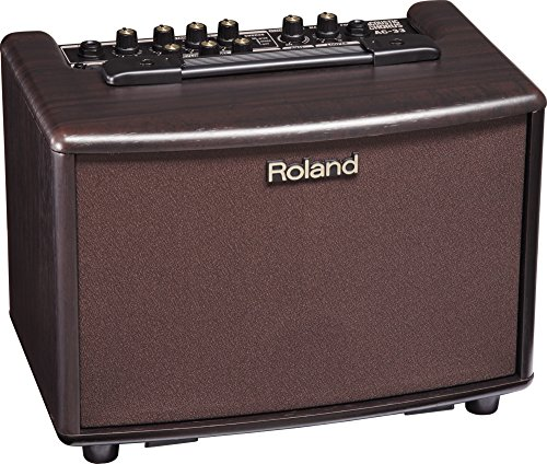 Roland AC-33 RW Akustik-Amp / Gitarrenverstärker (mit Chorus-Schalter, aus Rosenholz)