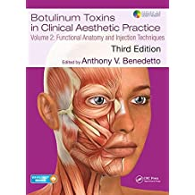 Botulinum Toxins in Clinical Aesthetic Practice 3E, Volume Two: Functional Anatomy and Injection Techniques: Volume 2 (Series in Cosmetic and Laser Therapy)
