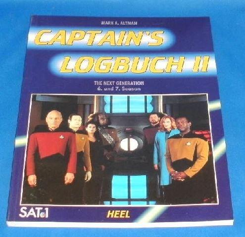 Heel Captain's Logbuch