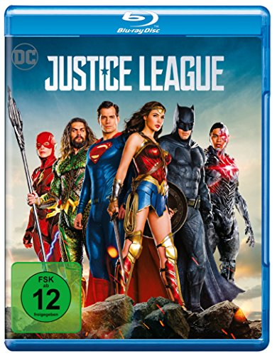 Justice League [Blu-ray] (Blu-ray)