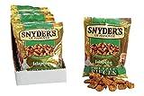 Snyder's Pretzel Pieces - Jalapeno,10er Pack (10x 125 g Tuete) -