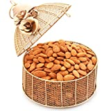 #7: Father's Day Golden Cage with Almonds
