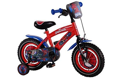 Spiderman volare4125412Zoll Volare Jungen Fahrrad (Fahrrad Rad Und Reifen 12 Zoll)