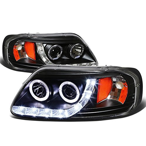 ford-f-150-expedition-dual-halo-projector-led-headlight-black-housing-amber-reflector-by-auto-dynast