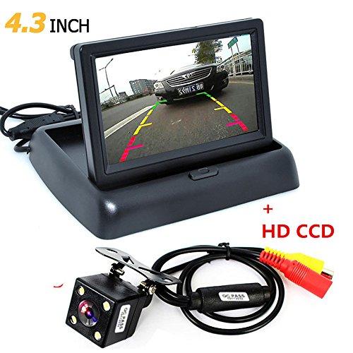 EPathChina 1Set plegable Mini coche monitor lcd
