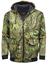 Stromkloth Mens New Mossy Oak Break Up Country Camo Jacket Hunting Shooting
