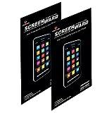 #6: Blackberry Passport Screen protector, Scratch Guard No Rainbow Effect [Screenward] (Pack of 2) Clear Screen Protector Scratch Guard For Blackberry Passport