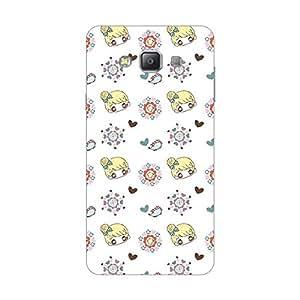 Giftroom Samsung A7 back case Cover, Premium Quality Designer Printed 3D Lightweight Slim Matte Finish Hard Case Back Cover for Samsung A7 - Giftroom-976