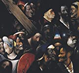 Bosch Hieronymus Van Aeken Called (1450-1516). Christ Carrying The Cross. 1515 - 1516. Flemish Art. Oil On Wood. Belgium. Ghent. Fine Arts Museum. � Aisa/Everett Collection Poster Print (36 x 24)