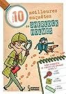 Les 10 meilleures enquêtes de Sherlock Holmes par Lebrun