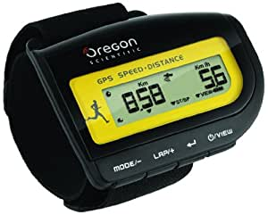 Oregon GP108 HGP1081122211001 GPS Vitesse et Distance