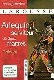 Arlequin, serviteur de deux maîtres de Goldoni, Carlo (2007) Poche
