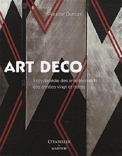 Art Déco par Alastair Duncan