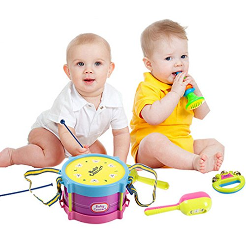 abby-musique-tambour-a-main-mini-tambour-de-battement-lillumination-de-jouet-petite-enfancebebe-educ