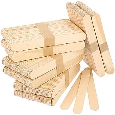 com-four® Holzspatel für die