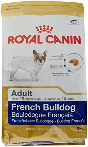 Royal Canin : Croquettes Chien Bhn French Bulldog Adult 3kg
