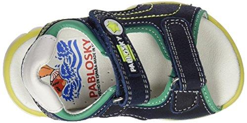 Pablosky  007226, Bout ouvert garçon Multicolore (1)