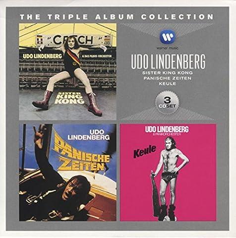 The Triple Album Collection (Udo Lindenberg Cds)