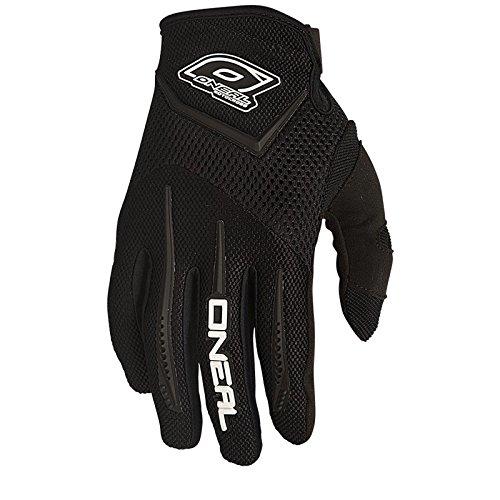 O\'Neal Element MX DH Handschuhe Schwarz Moto Cross Mountain Bike Downhill Motorrad Glove, 0399-1, Größe X-Large