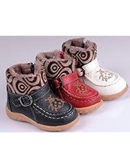 Becker-Schuhe - Botas de cuero para niño