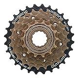 Kettenrad 0,9mm, kompakt, Shimano TZ 20,6Geschwindigkeiten, 14/28Zoll Fahrrad 3398