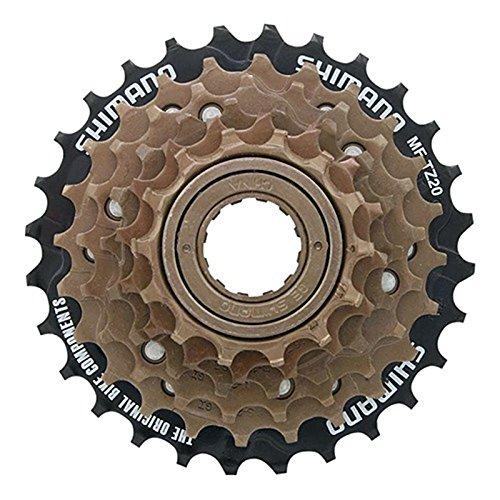6 Fahrrad Geschwindigkeit Kassette (Kettenrad 0,9mm, kompakt, Shimano TZ 20,6Geschwindigkeiten, 14/28Zoll Fahrrad 3398)