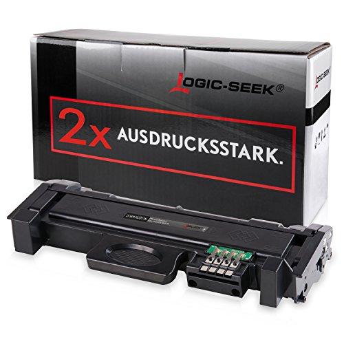 Preisvergleich Produktbild 2 Toner für Samsung Xpress M2675FW/XEC Xpress M2625D/SEE Xpress M2885FW/XEC SL-M2825 DW ND M2875FW ND - MLT-D116/ELS - Schwarz je 3000 Seiten
