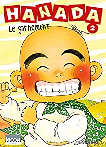Hanada le Garnement Edition simple Tome 2