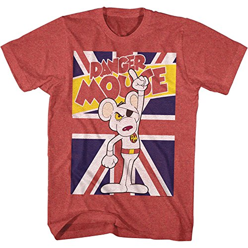 Danger Mouse T-shirt Red
