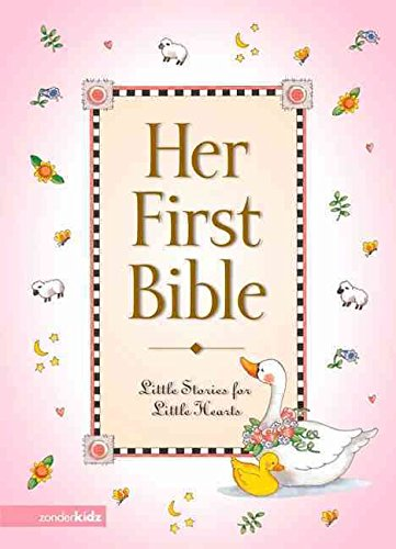 [(Her First Bible)] [By (author) Melody Carlson ] published on (May, 2001)
