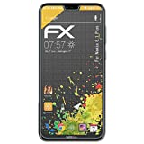 atFolix Panzerfolie kompatibel mit Nokia 6.1 Plus Schutzfolie, entspiegelnde & stoßdämpfende FX Folie (3X)