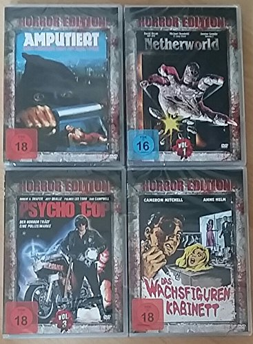 "Horror Edition ""4 Dvds"""