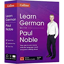 Learn German with Paul Noble - Complete Course: German Made Easy with Your Personal Language Coach (Collins Easy Learning)