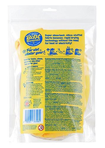 Zoom IMG-2 boot bananas asciugascarpe assorbiumidit ideali