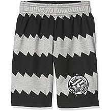 adidas Shorts Soccer Gris gris jaspeado/negro Talla:15 años (164 cm)