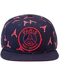 Casquette PSG - Collection officielle Paris Saint Germain - Taille enfant réglable