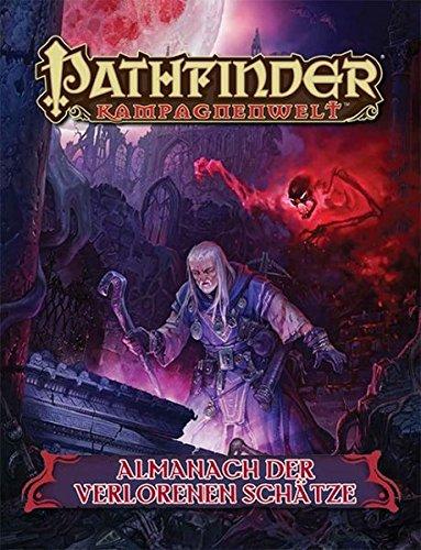 Almanach der verlorenen Schätze: Pathfinder Almanach
