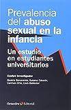 Prevalencia Del Abuso Sexual En La Infancia (Horizontes)
