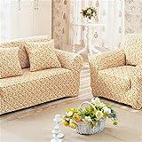 JITIAN Sofa Cover Universal Stretch Couch Abdeckung Enge Tasche Rutschfeste Tasche Kissenbezüge