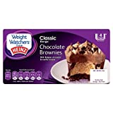 Weight Watchers Classic Chocolate Brownies, Frozen, 172