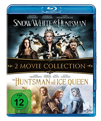 tsman / The Huntsman & The Ice Queen [Blu-ray] ()